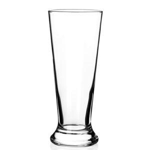 Pilsner pint glass