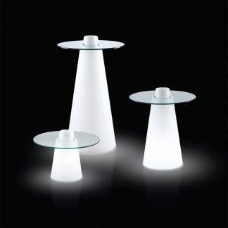 Premium Quality Illuminated Club Tables