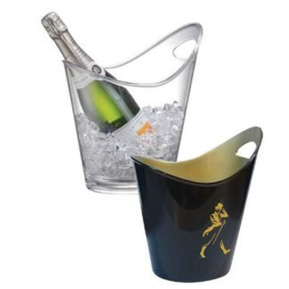 asymmetrical ice bucket