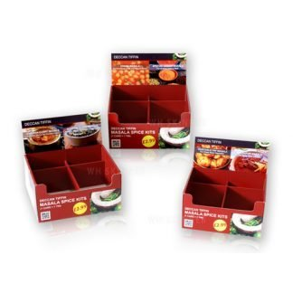 branded spice boxes
