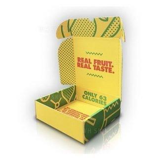 deep folding carton