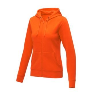 women's zip through hoodies